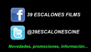 Facebook Twitter 39 Escalones Films