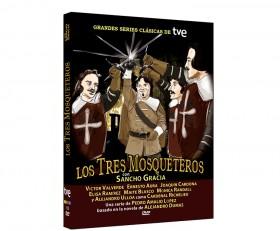 Los tres mosqueteros, TVE (Ed. especial)