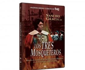 Los tres mosqueteros, TVE (Ed. sencilla)