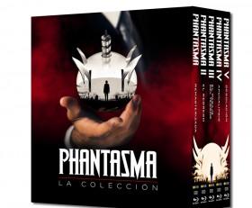 Phantasma – La colección BD